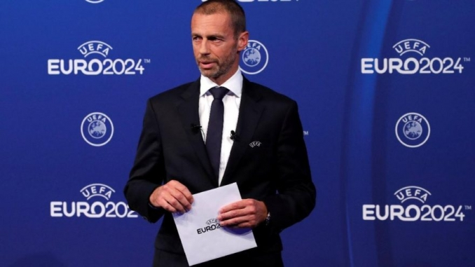 27 eylül 2018 uefa'nın euro 2024 açıklaması